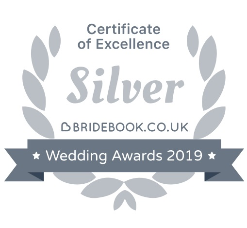 Award for Wedding reviews and recommendations
